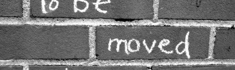 That's Moving: Theories that Matter